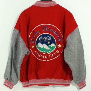 Authentic VTG 80's Coca-Cola Rocky Mountain Jacket